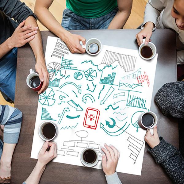 Brainstorm concept idee