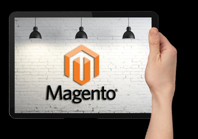 Magento website laten maken