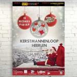 poster ontwerp hardloopwedstrijd