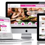 dealsite website ontwerp