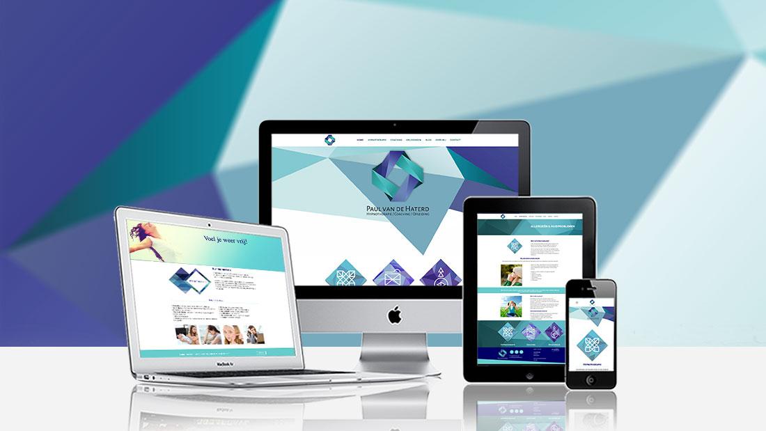 Webdesign-PaulvdHaterd-by-Xpoos