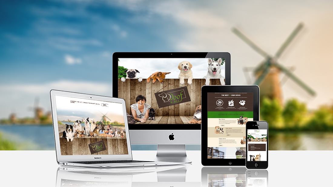 Webdesign-Woof-4-All