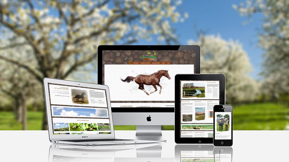 Webdesign-Landgoed-de-kleine-Beerze